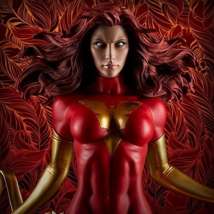 [파격 할인][SIDESHOW] 다크피닉스 프리미엄 포맷 피규어( Dark Phoenix Premium Format™ Figure by Sideshow Collectibles )